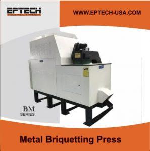 Prensa de briquerring de metal